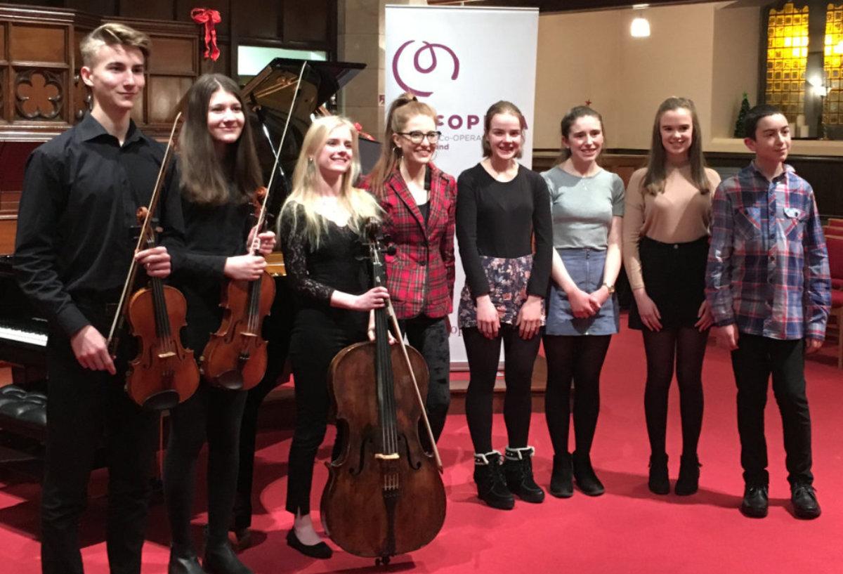 education & outreach | Music Co-OPERAtive Scotland